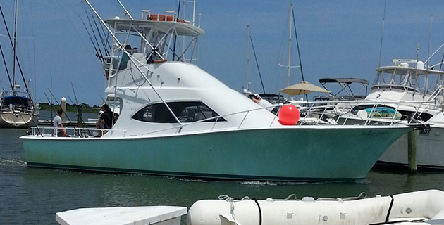 st augustine fishing charters deep sea fishing st